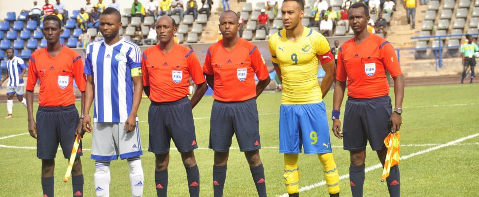 Highlight: Sierra Leone 1-0 Gabon on 28/03/2016 AFCON Qualifiers 2017