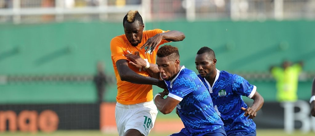 SIERRA LEONE VS COTE D'IVOIRE (0 – 0) HIGHLIGHTS AFCON 2017 QUALIFIERS Venue: Adokiye Amiesimaka Stadium – 06 September 2015