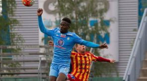 Buya Turay scores first Superetan hat-trick for United against Syrianska
