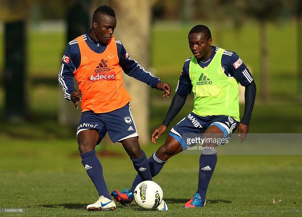 Sierra Leone national Davies joins Knights in Australia
