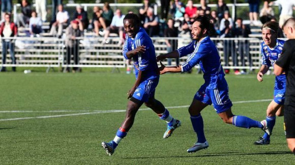 Kabia on target in Lindo FF first league win of the season