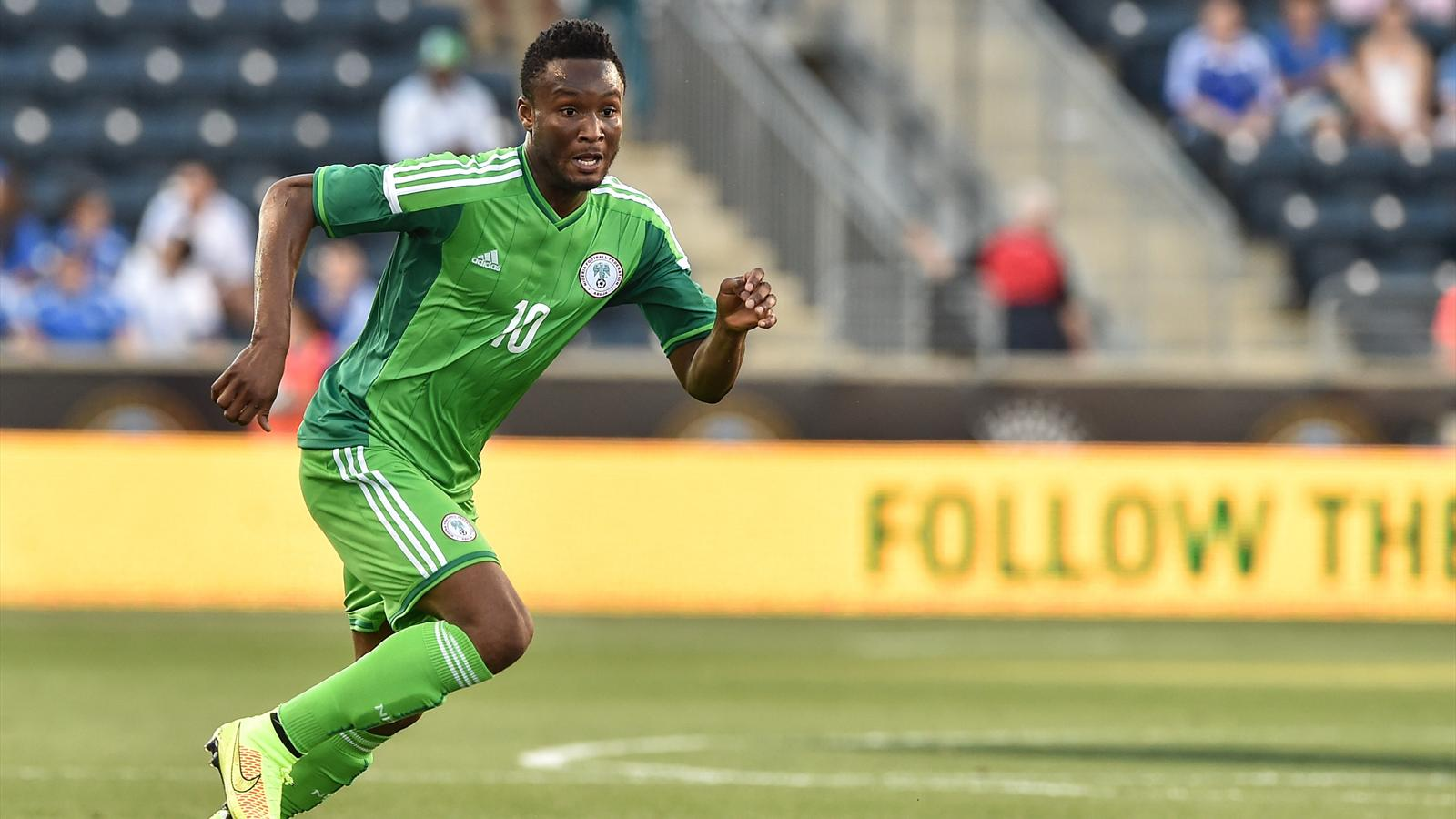 Chelsea midfielder Mikel Obi named in Siasia's 18-man Olympic squad