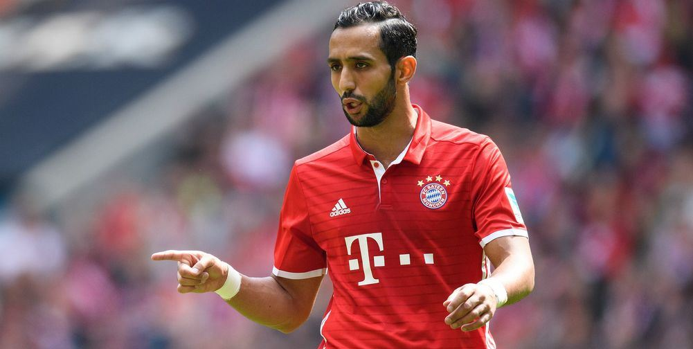 Medhi Benatia joins Seria A champions Juventus on Loan