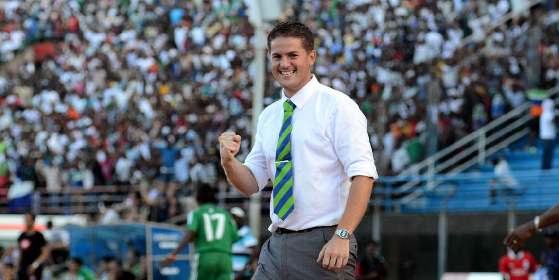 Former Sierra Leone coach Johnny McKinstry disappointed with sacking
