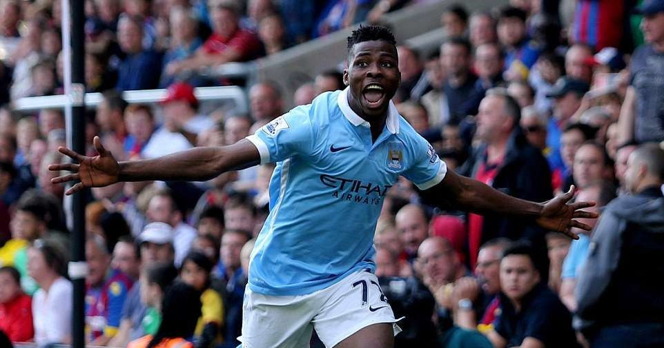 Kelechi Iheanacho signs new two-year deal with Man City