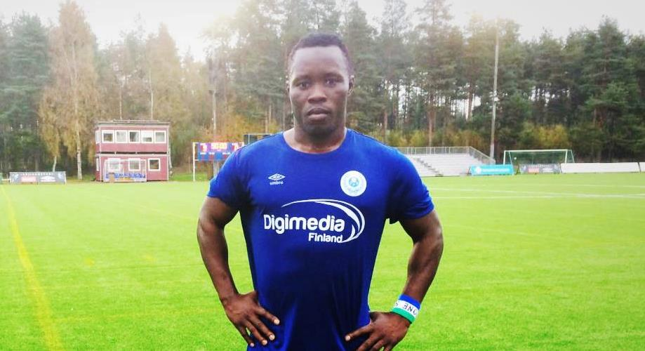 Abdul 'Buduski' Sesay takes season tally to 14 goals