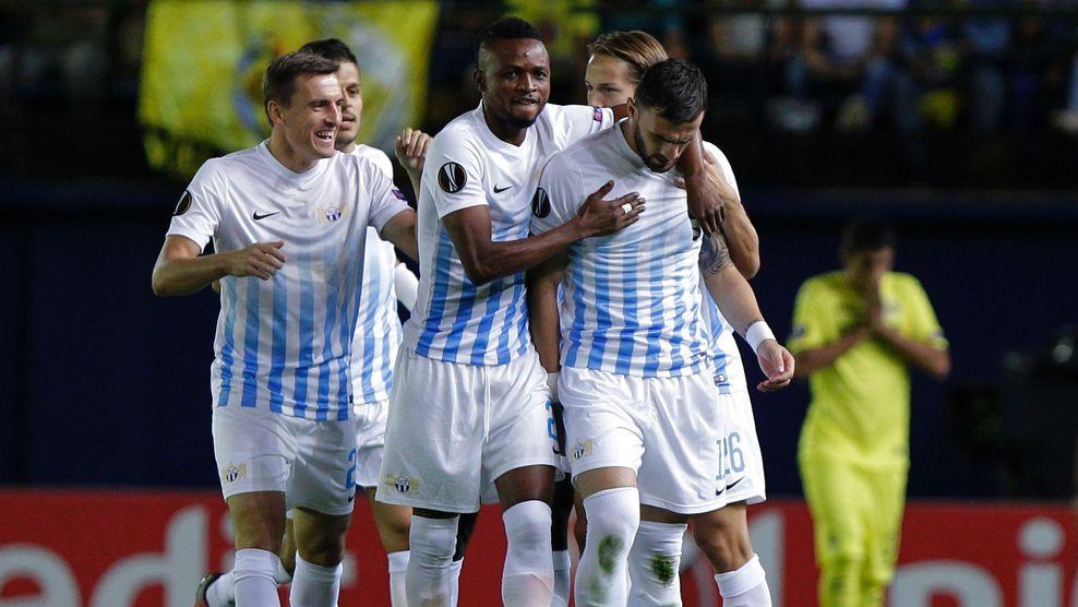 Villarreal 2-1 FC Zurich: Santos nets winner to down Bangura's Zurich