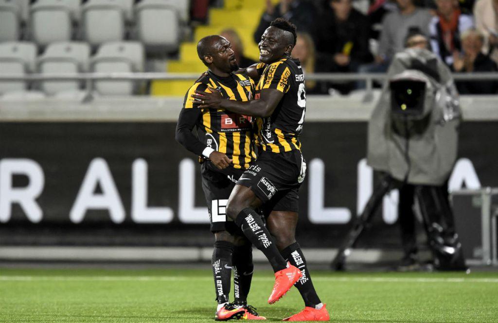 Alhassan Kamara makes it five goals in seven games as Hacken  continue unbeaten run