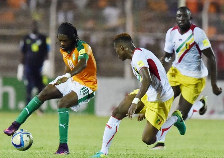 Holders Ivory Coast earn comeback win over Mali