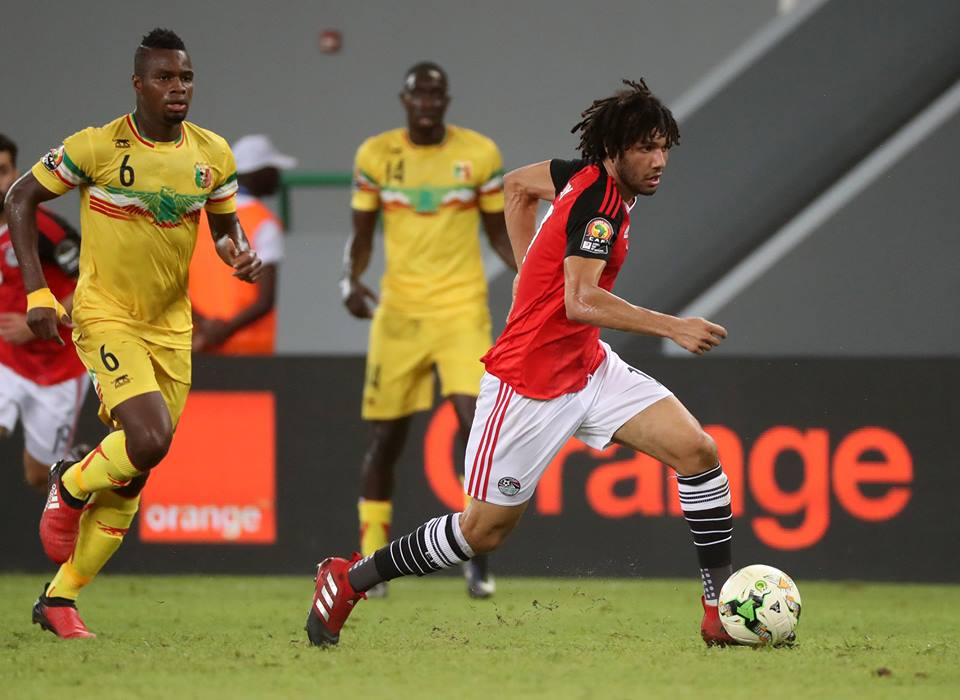 Mali, Egypt Group D clash ends in stalemate