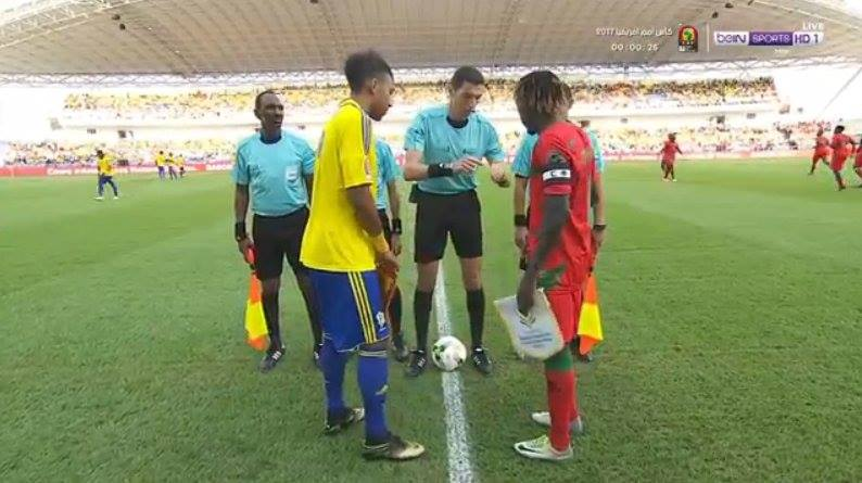 Guinea-Bissau stun hosts Gabon in 2017 AFCON opener