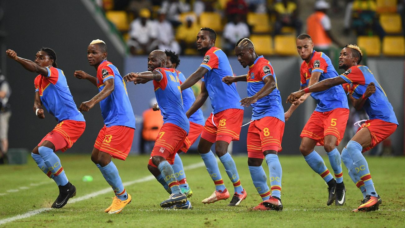 DR Congo down Togo to top group, holders Ivory Coast out of Afcon