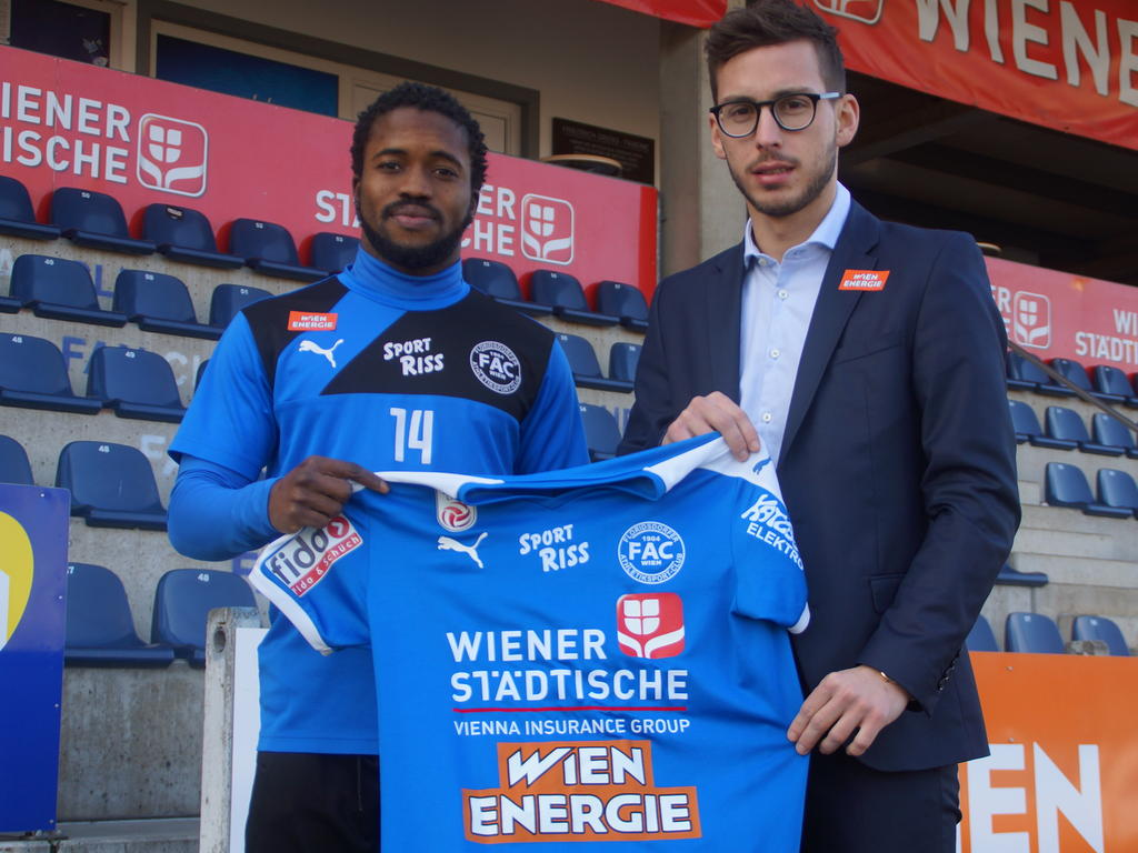 Austrian side FAC unveil Sierra Leone International Davis
