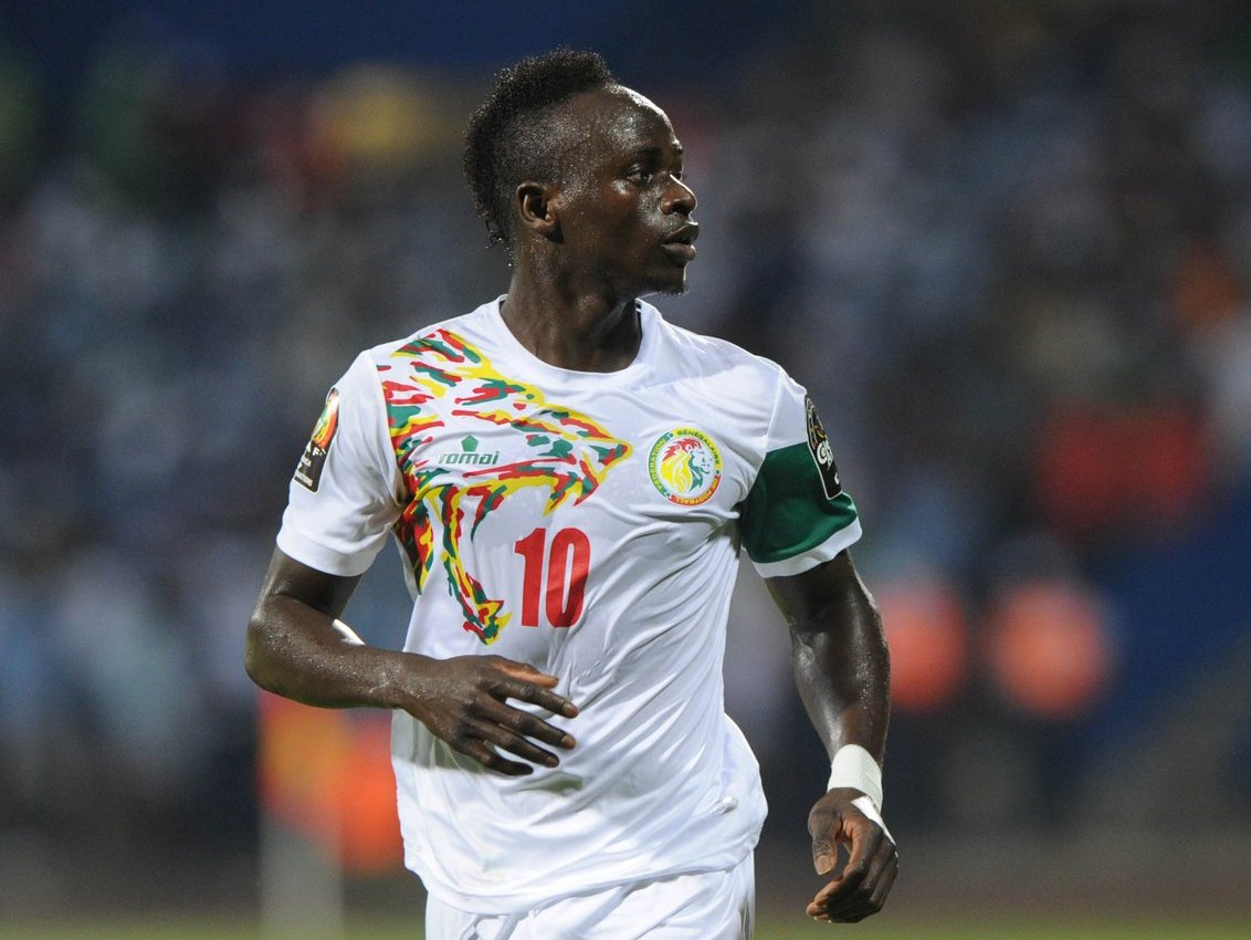 Sadio Mané on target again as Senegal advance