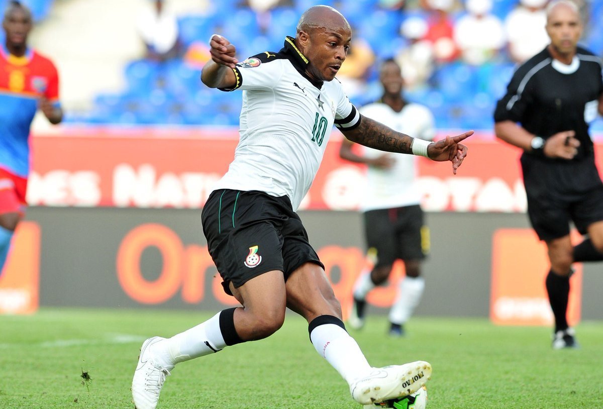 The Ayew brothers help Ghana into Afcon semis