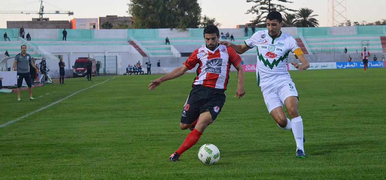 FUS Rabat begin preparation for FC Johansen