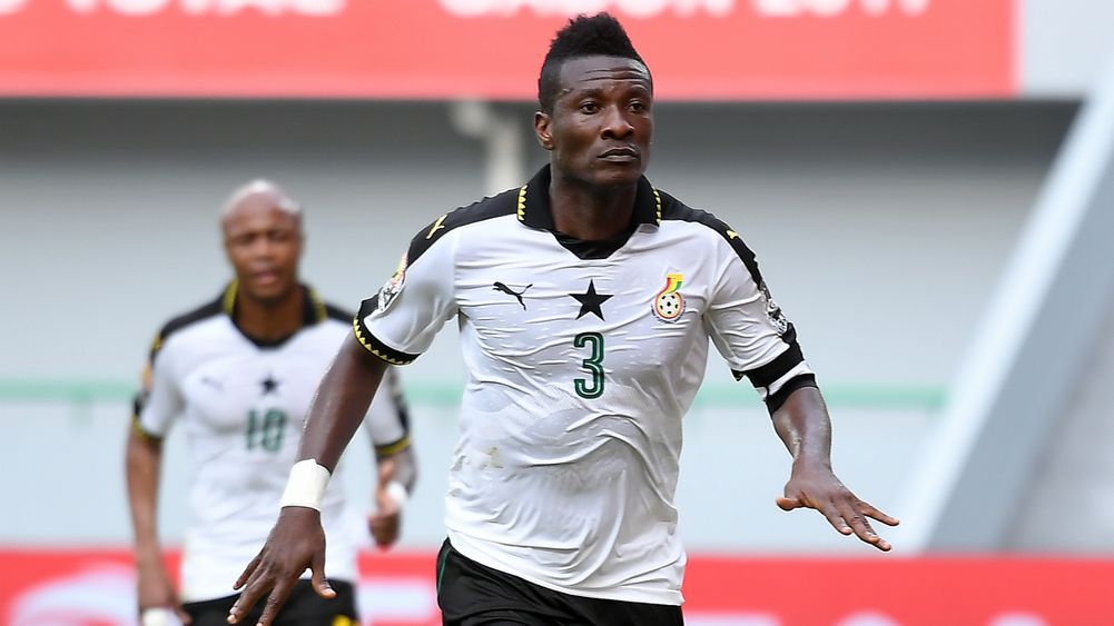 Ghana through to quarter-finals, Gyan history maker