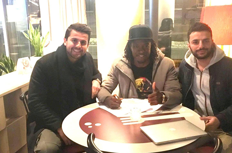 Former AIK striker joins another Swedish side Dalkurd FF