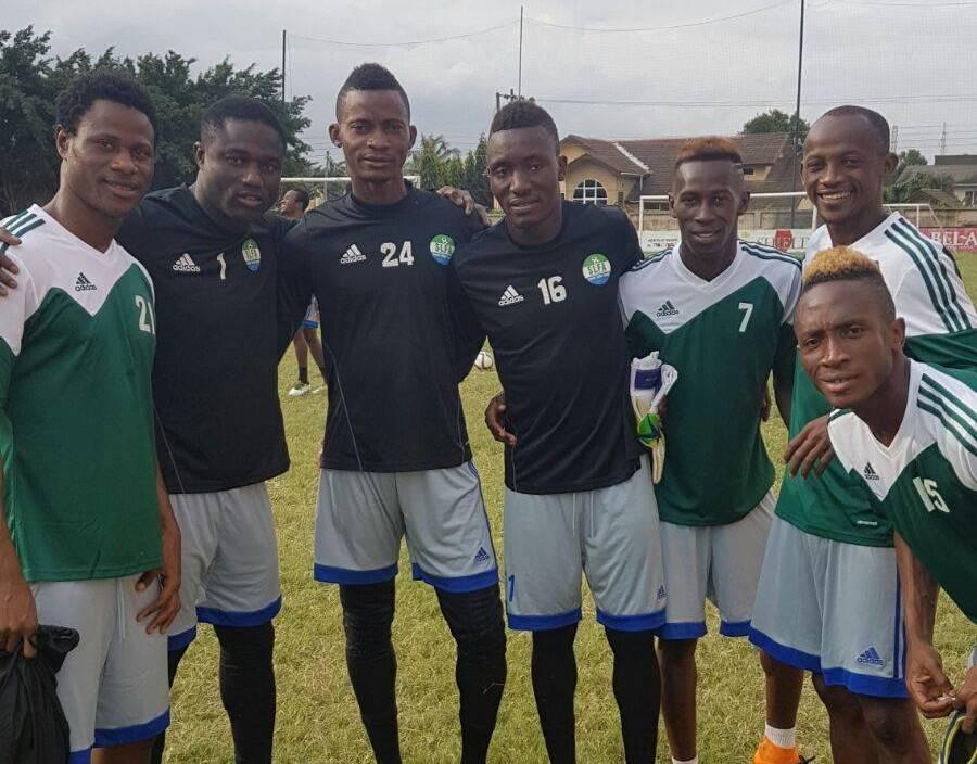 CHAN 2018: Sierra Leone to face Senegal in qualifiers