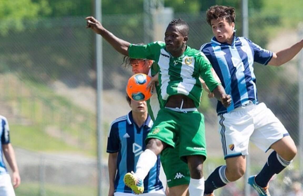 Värmdö IF sign Sierra Leone youngster Bah