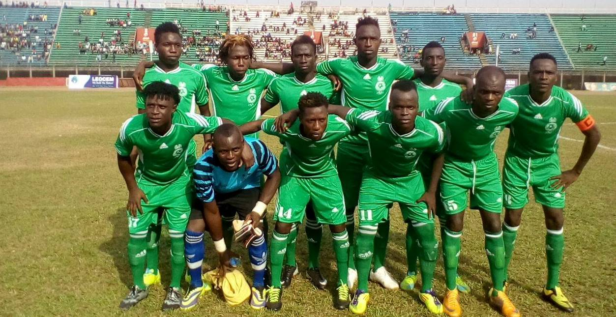 CAF Confederation Cup: Impressive RSLAF cruise to victory over Wikki Tourists