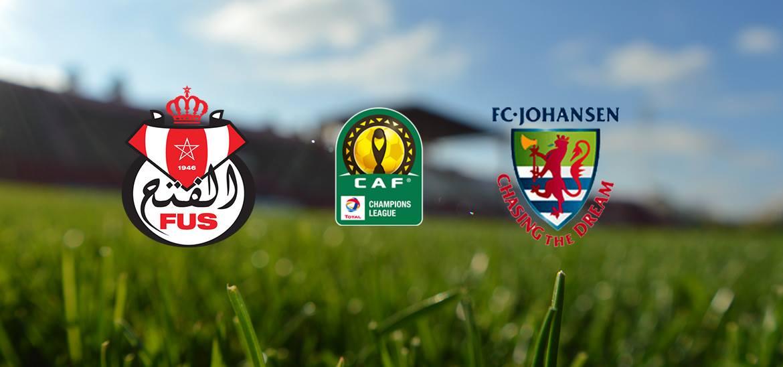 CAF Champions League: FC Johansen vows to upset FUS Rabat