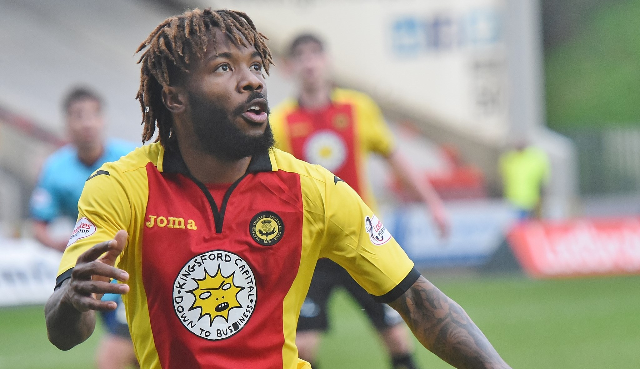 Partick Thistle defender Dumbuya delighted with victory over Hamilton