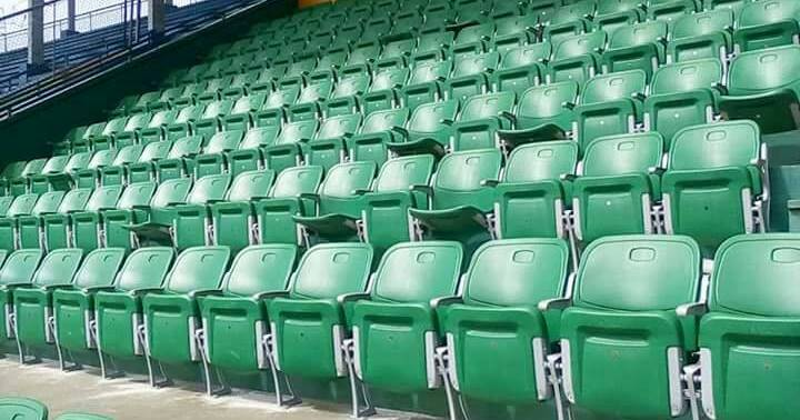 Sierra Leone National Stadium Pavilion Renovated