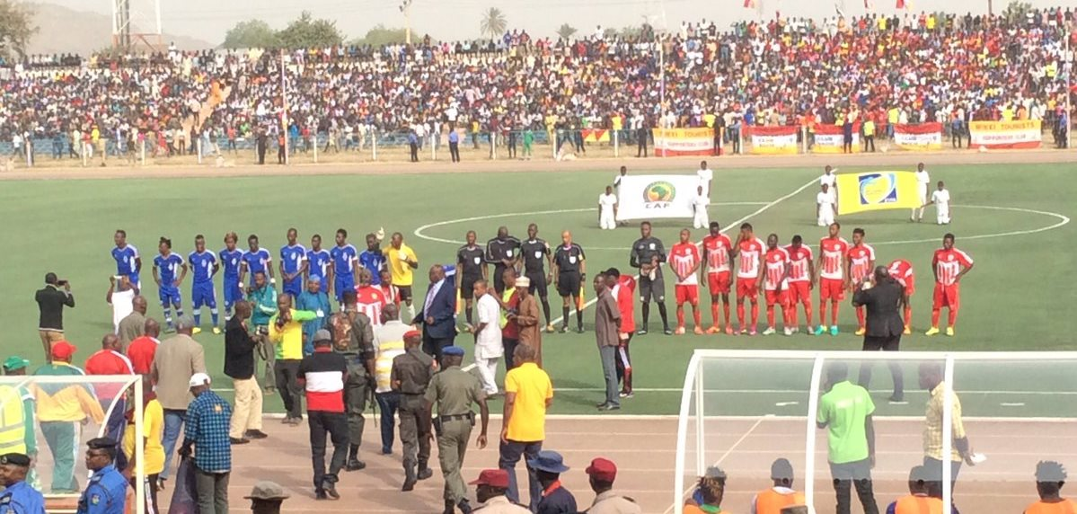 CAF Confederation Cup: RSLAF to face Tunisian team Club Africain