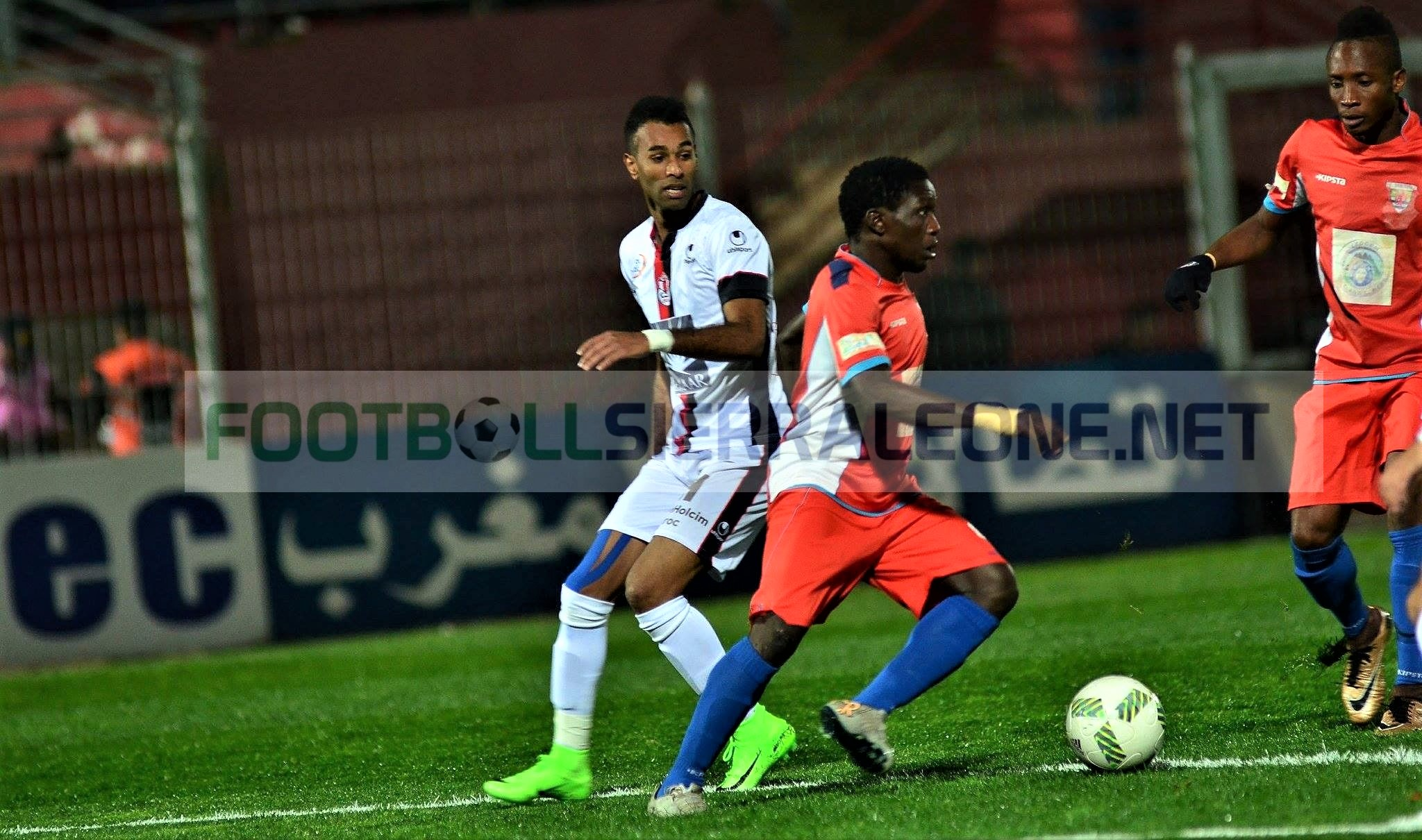 Johansen crashes out of CAF Champions League on 4-1 aggregate