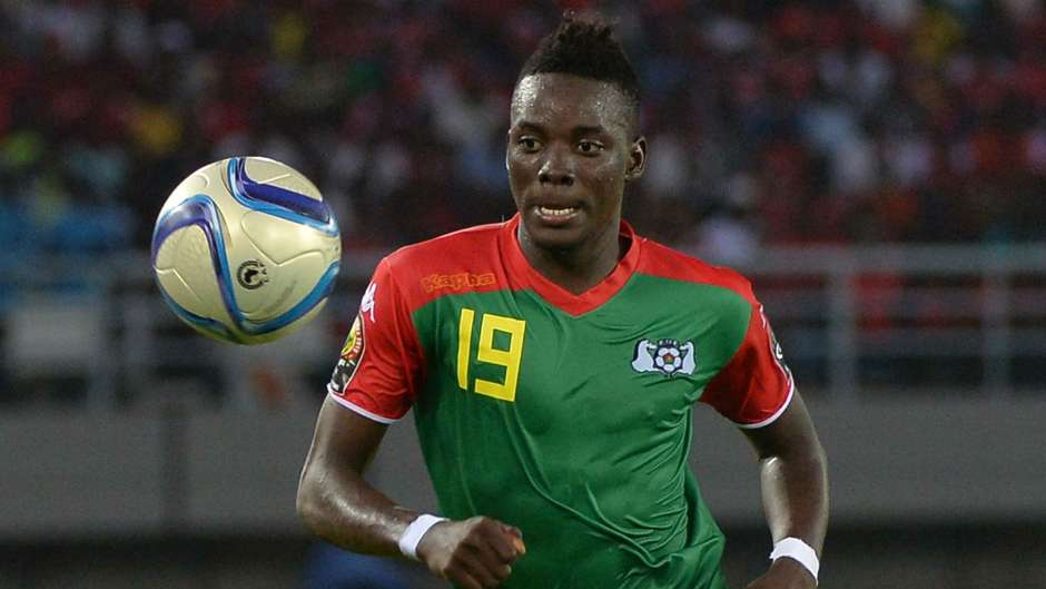Burkina Faso attacker Bertrand Traore keen to extend Ajax stay