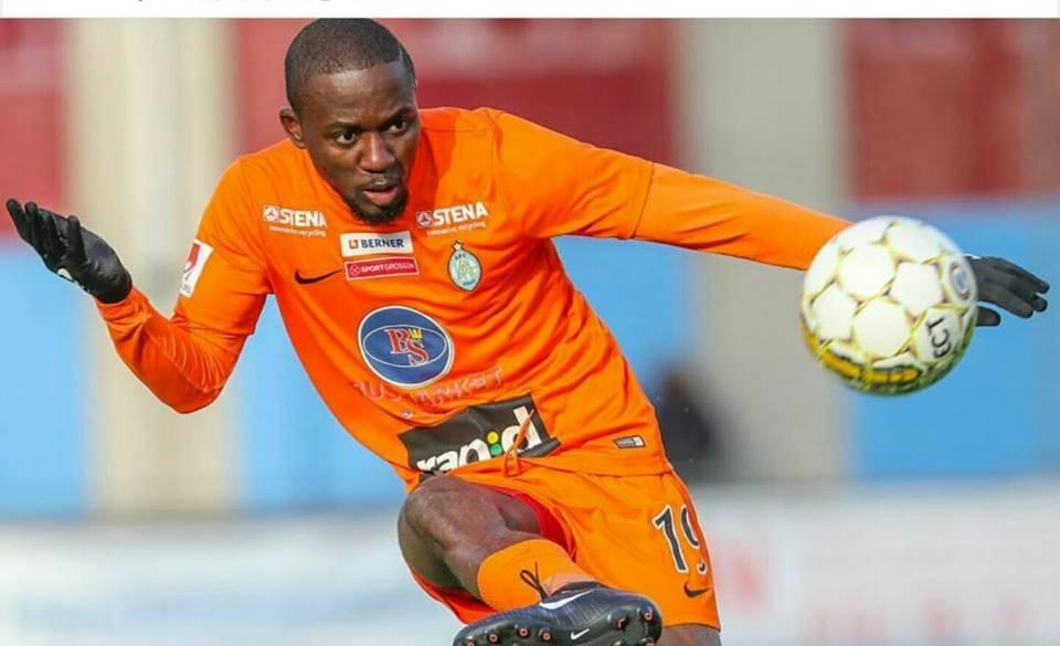 Buya Turay scores AFC winner against Malmö FF in friendly