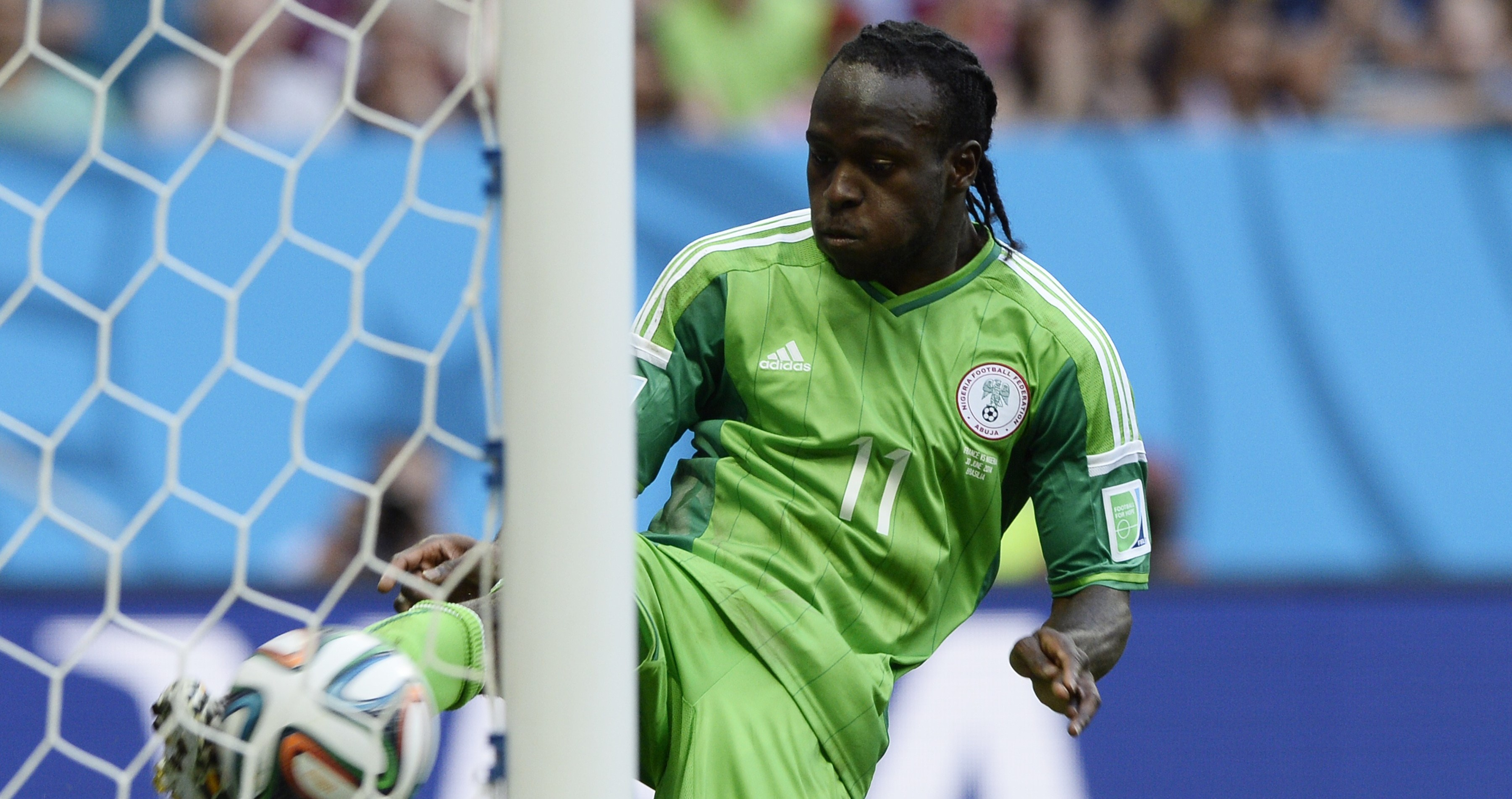 New Chelsea deal for Nigerian international Victor Moses