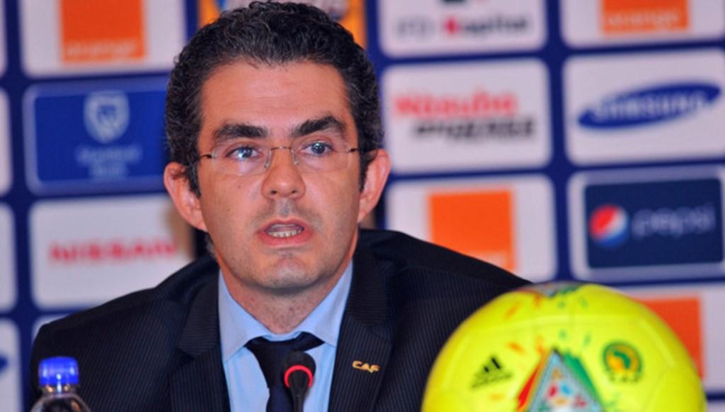Moroccan El Amrani steps down as CAF secretary-general
