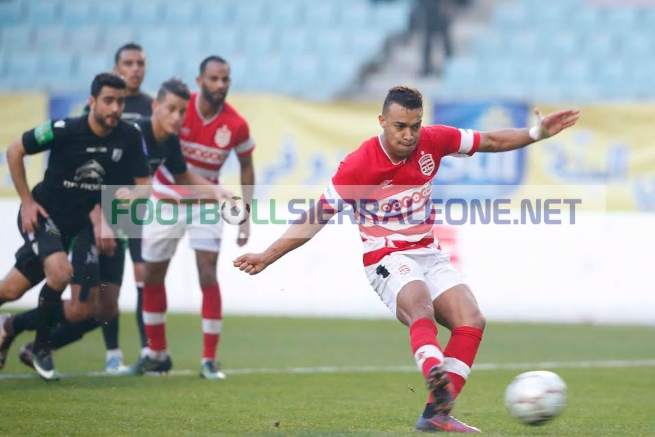 CAF Cup: Club Africain without striker Matthew Rusike for RSLAF clash