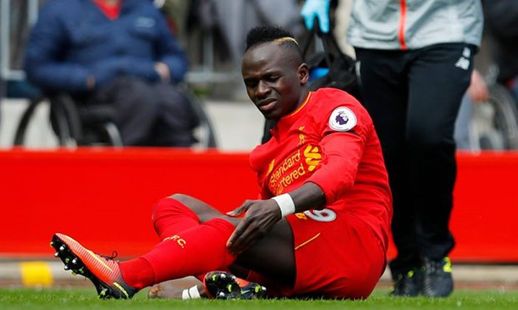 AfricanNews: Sadio Mane out for rest of the season