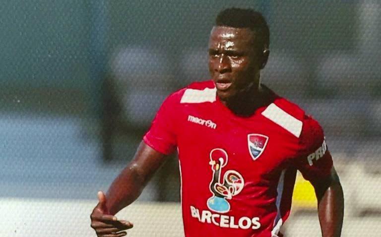 Gil Vicente midfielder Rodney Strasser eyeing Sierra Leone return