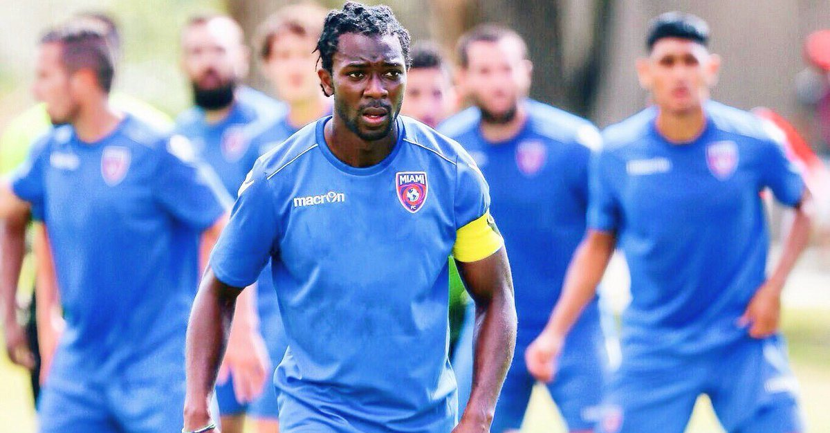 Lahoud leads Miami FC to convincing victory over former club