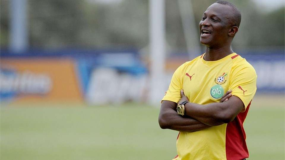 Ghana Black Stars return for coach Appiah