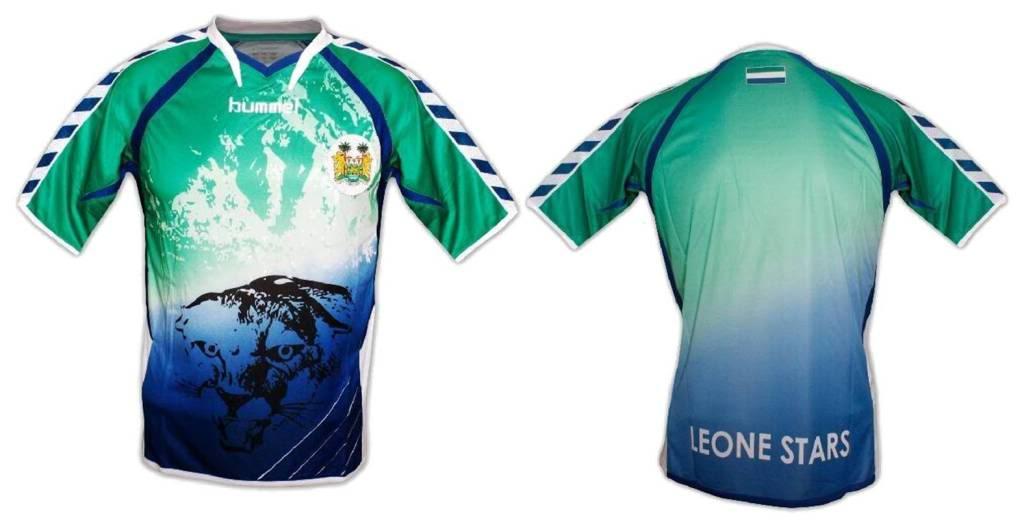 Sierra Leone FA repudiate Hummel sponsorship