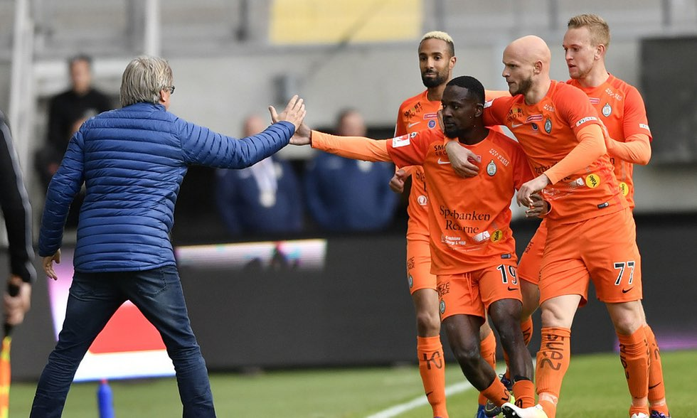 Buya Turay rescues Eskilstuna point against Goteborg