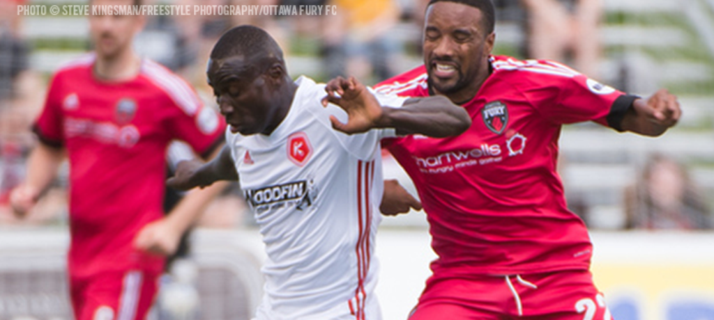 DC United Kamara scores first Kickers hat-trick in 5-3 defeat