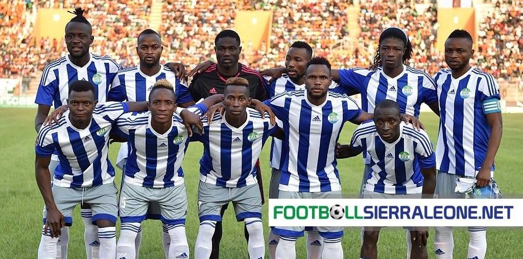 Fifa Rankings: Sierra Leone enter Africa's top 20