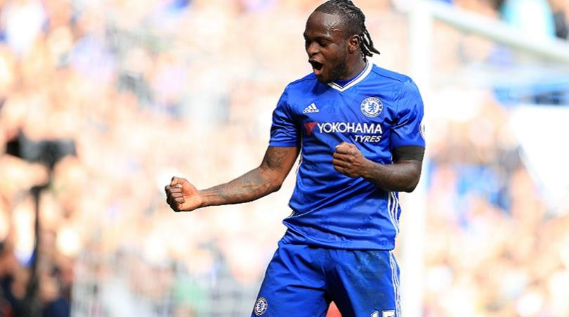 Nigerian Victor Moses delighted with first Premier League title