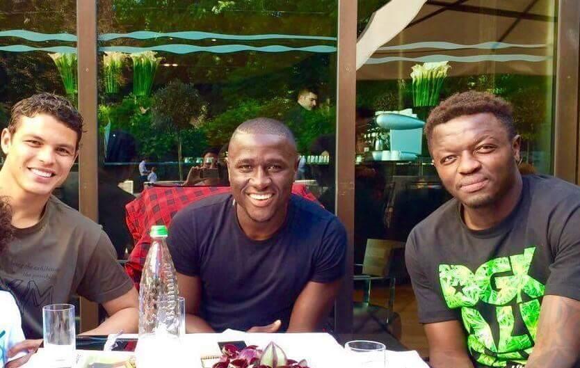 African News: Rodney Strasser hails Muntari walk-off action