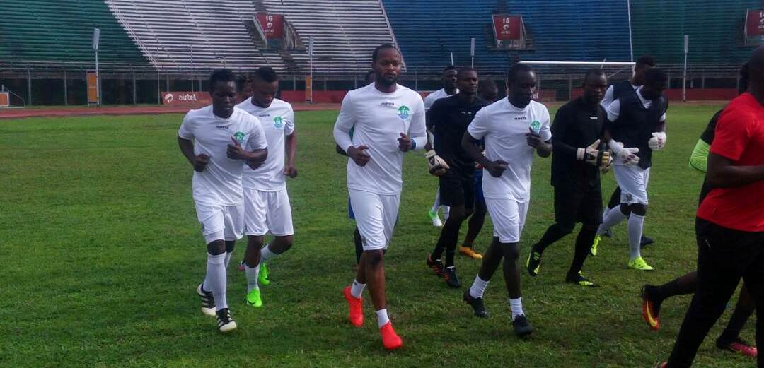 Sierra Leone intensify training ahead of Kenya duel