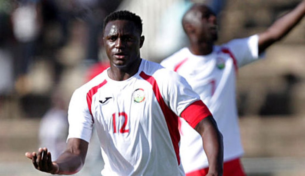 Injury blow for the Harambee Stars of Kenya