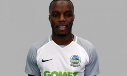 Sierra Leone international Deen-Conteh joins Dover Athletic
