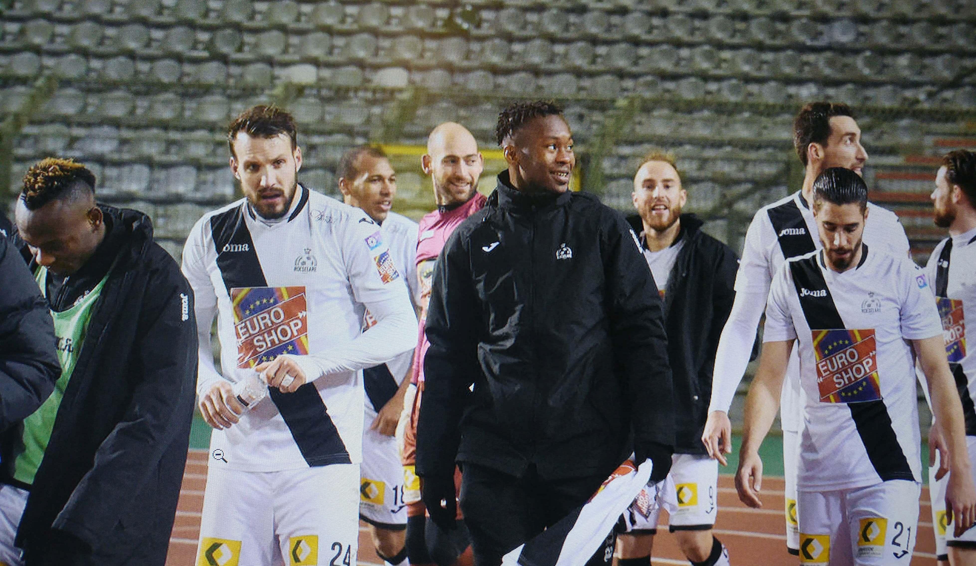 Kargbo Jr. completes KSV Roeselare move