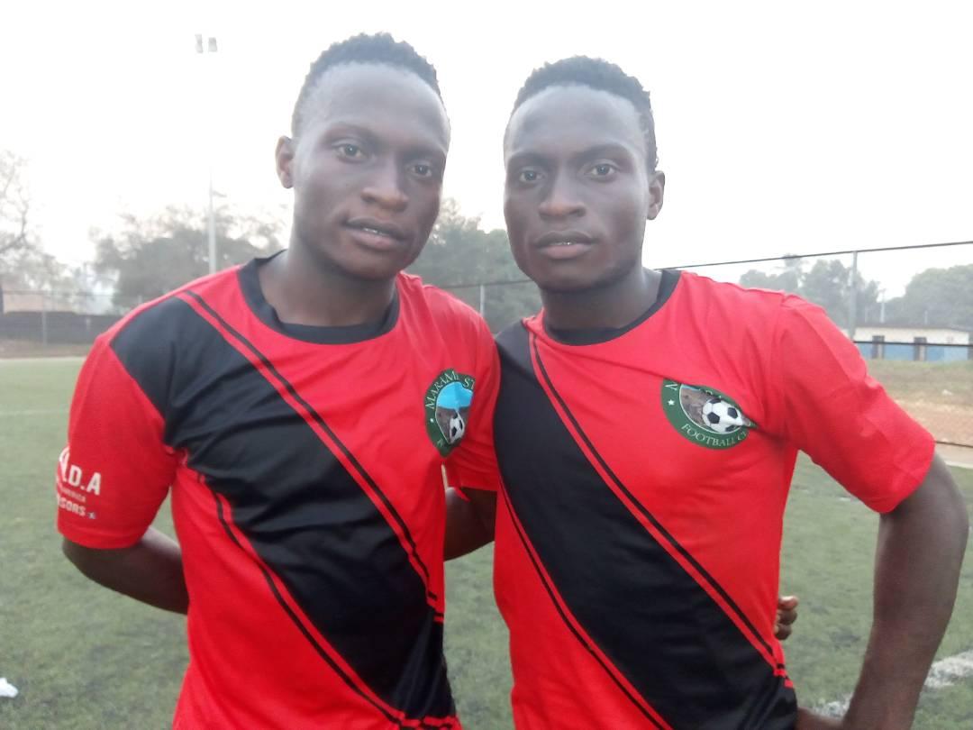 "alt=""Twin brothers dislodge LIB's FA Cup champions"""